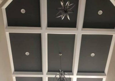 coffered ceiling Branchburg New Jersey