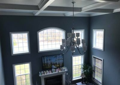 coffered ceiling Robbinsville NJ