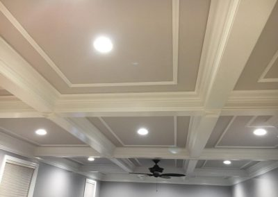 coffered ceiling Monroe NJ