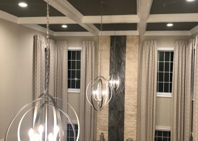 coffered ceiling branchburg NJ